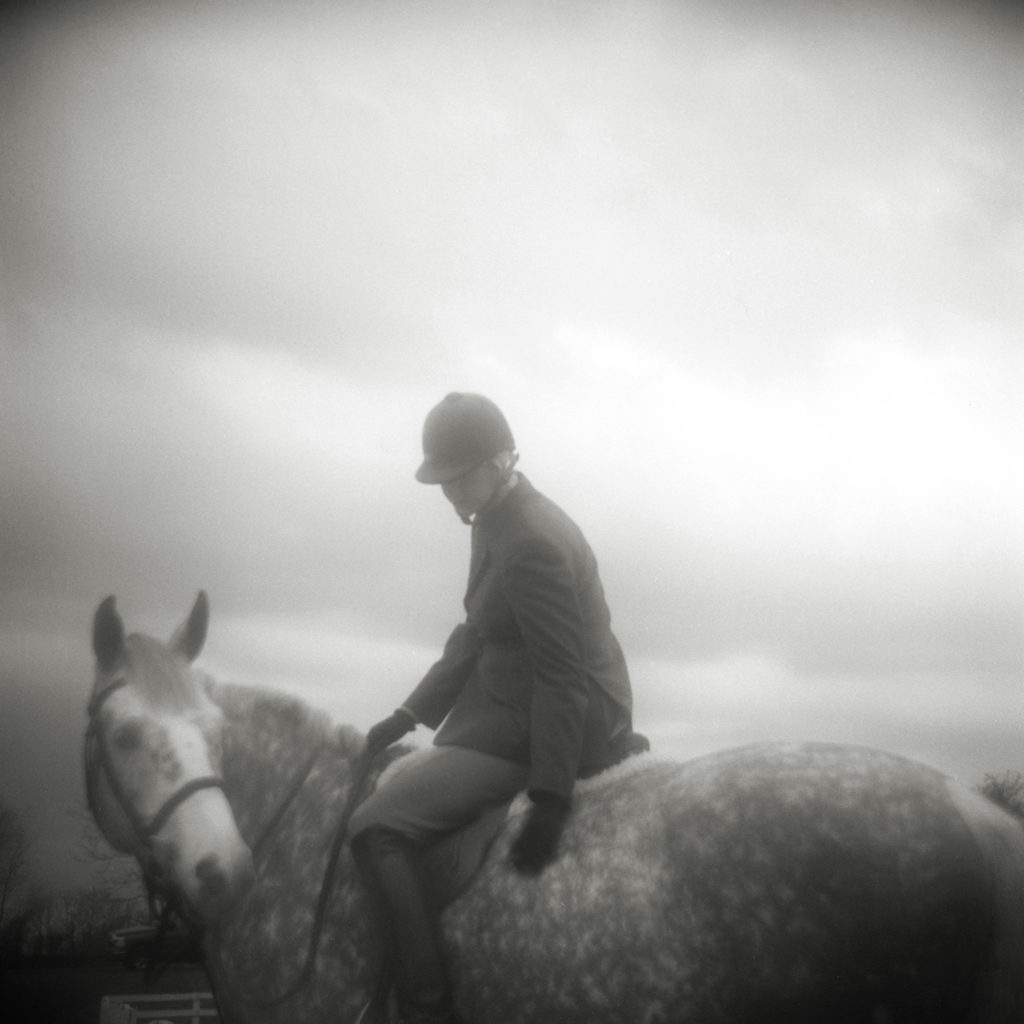 Monica Stevenson Fine Art Photography Commissions, Dappled Grey Hunter and Rider